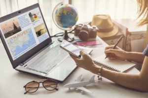 Travel Agency Vs Own Planning