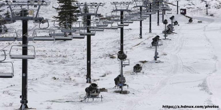 Ski Report – El Nino Dumps on El Tahoe! You Should See Lake Tahoe's Highest Peaks