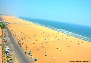 Chennai Beach Information and Travel Guides