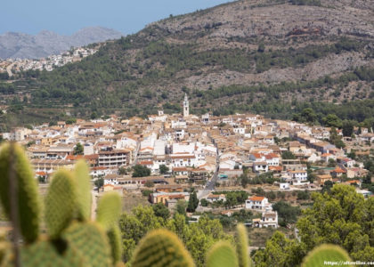 The Jalon Valley, Costa Blanca - Spain Travel Guide