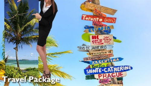 Travel Package – Major Savings and Comfort in Travel Made Possible