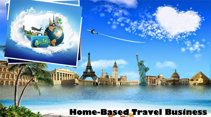 Perform From Home in the Home-Based Travel Business